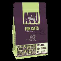AATU CAT DUCK беззерновой с уткой для взрослых кошек