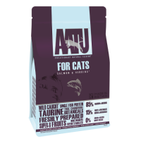 AATU CAT SALMON & HERRING беззерновой с лососем и сельдью для взрослых кошек