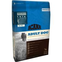 ACANA HERITAGE ADULT DOG беззерновой с цыпленком и индейкой для взрослых собак