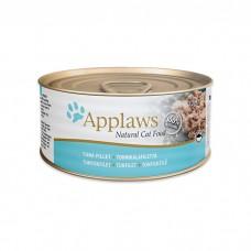APPLAWS TUNA FILLET с филе тунца консервы для кошек
