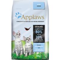 APPLAWS беззерновой с курицей и овощами для котят, беременных и кормящих кошек