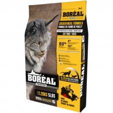 Сухой корм для кошек всех возрастов BOREAL PROPER низкозерновой с курицей 32/15