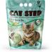 CAT STEP TOFU ЗЕЛЕНЫЙ ЧАЙ растительный комкующийся наполнитель ароматизированный