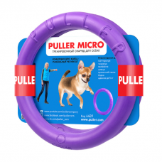 COLLAR PULLER MICRO комплект из двух колец для собак мини пород и щенков до 5 кг