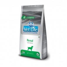 FARMINA VET LIFE DOG RENAL при почечной недостаточности у собак