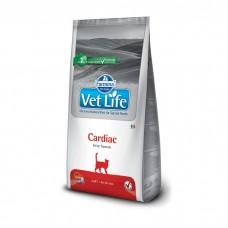 FARMINA VET LIFE CAT CARDIAC для лечения хронической сердечной недостаточности у кошек