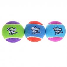 GIGWI ORIGINALS Мяч из теннисной резины игрушка для собак 1шт