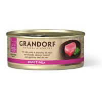 GRANDORF ФИЛЕ ТУНЦА консервы для кошек 70г