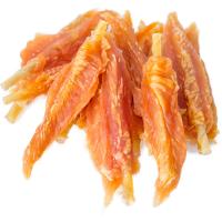 GREEN CUISINE ИНДЕЙСКИЕ СТРЕЛЫ мясо индейки на воловьей коже лакомство для собак 1шт