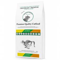 GREENHEART-PREMIUMS 3D-STRUVITE DIET лечебно-профилактический для взрослых и пожилых кошек