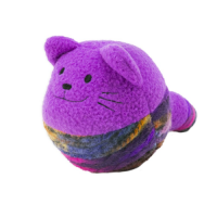 KONG CAT YARNIMALS КОТ-КЛУБОК игрушка с мятой для кошек