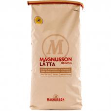 Сухой запеченный корм для собак склонных к полноте MAGNUSSONS LATTA с пшеницей и сушеной говядиной 20/8