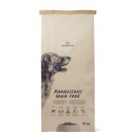 MAGNUSSONS GRAIN FREE  со свежей говядиной беззерновой для взрослых собак