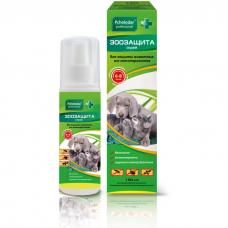 ПЧЕЛОДАР ЗООЗАЩИТА спрей для защиты животных от комаров, мошек и клещей 150мл