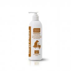 ПЧЕЛОДАР восстанавливающий шампунь с прополисом и протеинами шелка 350мл