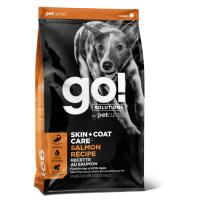 GO! SOLUTIONS SKIN+COAT CARE с лососем и овсянкой для щенков и собак