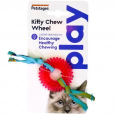 PETSTAGES PLAY КОЛЕСИКО игрушка с кошачьей мятой для кошек