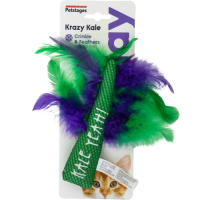 PETSTAGES PLAY КАПУСТА игрушка с кошачьей мятой для кошек 20см