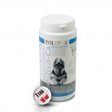 POLIDEX POLIVIT-CA PLUS витамины с кальцием для щенков крупных пород 300 таблеток