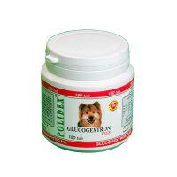 POLIDEX GLUCOGEXTRON PLUS при заболеваниях суставов витамины для малых и средних пород