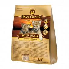 WOLFSBLUT WILD DUCK с картофелем и уткой для щенков