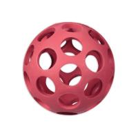 JW 43115 HOL-EE BOWLER DOG TOYS мяч с круглыми отверстиями малый