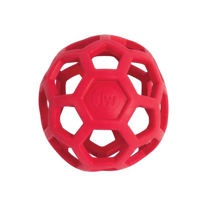 Фото - JW HOL-EE ROLLER DOG TOYS сетчатый каучуковый мяч для собак